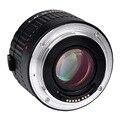 Viltrox c-af teleconvertidor 2x ampliación extensor de enfoque automático montaje de la lente para canon eos ef lente de cámara dslr
