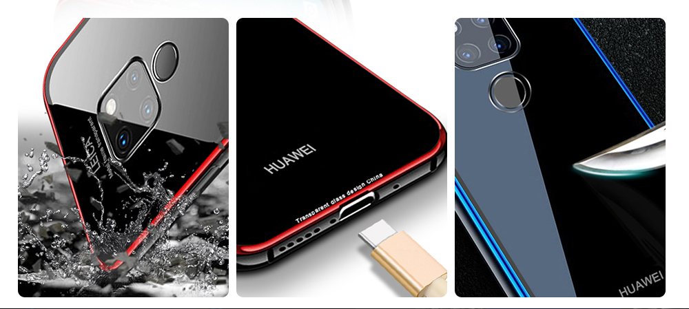 Ascromy-Metal-Bumper-Case-For-Huawei-Mate-20-Pro-Aluminum-Frame-Crystal-Tempered-Glass-Cover-Coque-For-Huawei-Mate-20-Mate20-X (3)