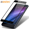 Xiaomi Redmi Note 4 Screen Protector , Bastec HD Clear Full Coverage Automatic Adsorption Tempered Glass for Xiaomi Note 4