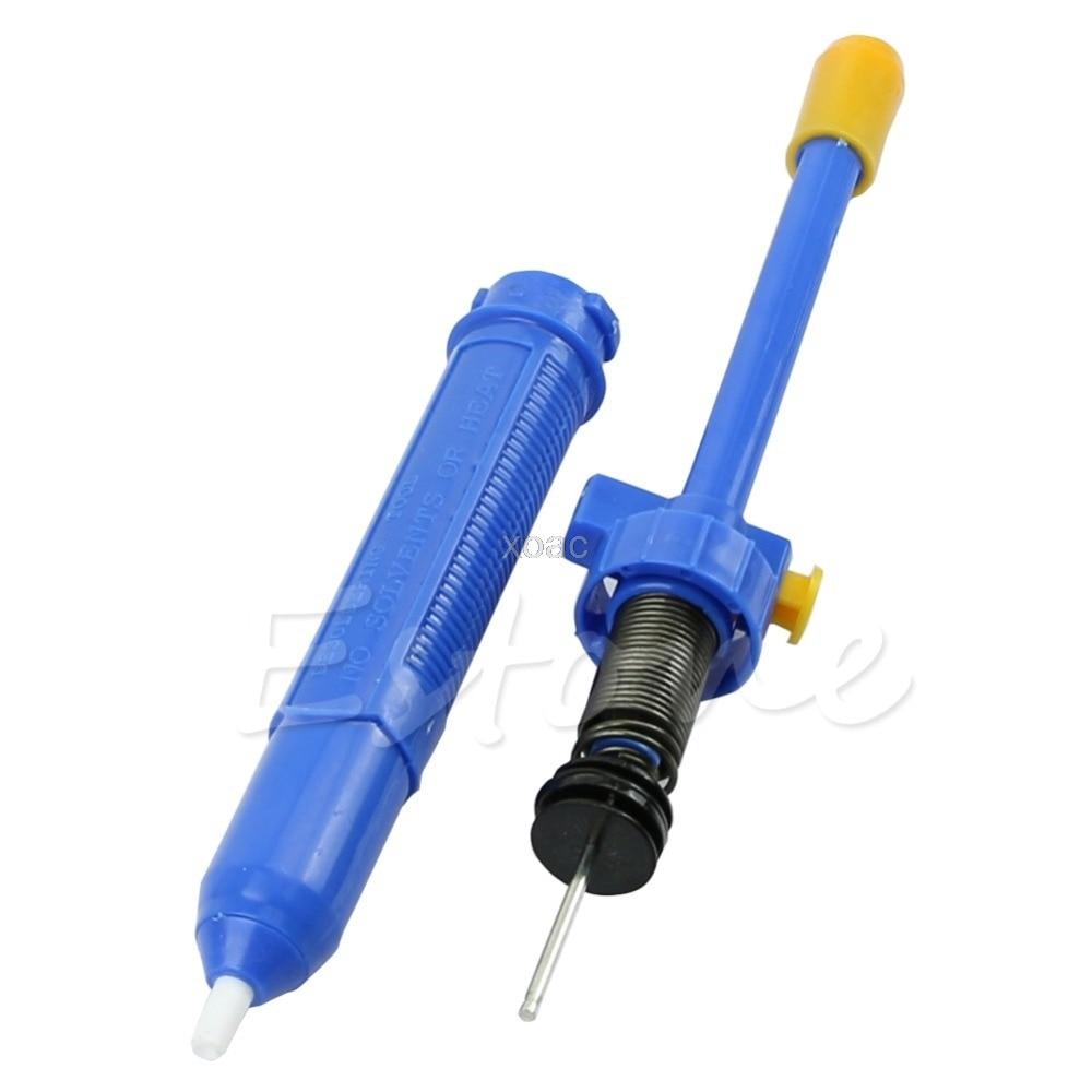 New Vacuum De-solder Gun Desoldering Pump Solder Sucker Removal Remover Tool   M08 Dropship
