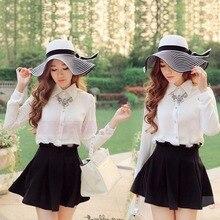 HOT PRODUCT! Black & White Beach Hat