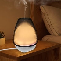Ultrasonic Essential Aroma Oil Diffuser Color Changing USB Power Air Humidifier Purifier Electric Humidity Diffuser