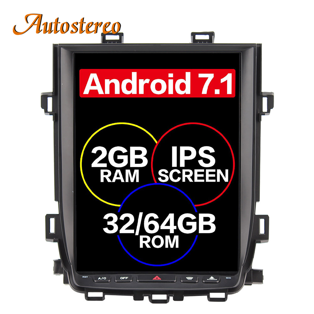 Android 7 Car GPS Navigation For Toyota Alphard 2007 13 headunit multimedia autoradio tape recorder no