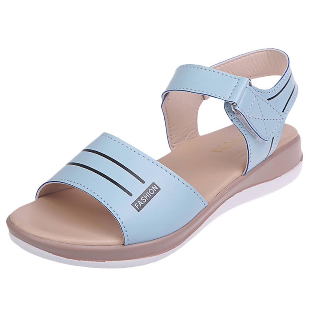 SAGACE Womens Fashion Wild Sandals Round Head Solid Color Sandals Sexy High Quality Outsid Ladies Shoes Wedge SandalsSAGACE Womens Fashion Wild Sandals Round Head Solid Color Sandals Sexy High Quality Outsid Ladies Shoes Wedge Sandals