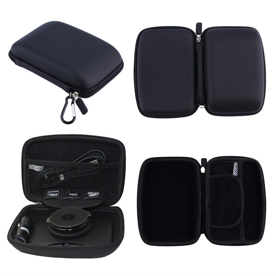 New New arrival Black Bag For Tomtom GPS Case 6 Inch navigation protection package GPS carrying cover case hot selling