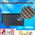 Открытый СВЕТОДИОДНЫЙ Модуль Дисплея Высокой Четкости P8 Матричный 256 мм * 128 мм СВЕТОДИОДНЫЙ Дисплей Панели Модуля DIP 8 мм Напольный Дисплей