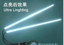 395mm Adjustable brightness led backlight strip kit,Update 19inch LCD ccfl panel to LED backlight