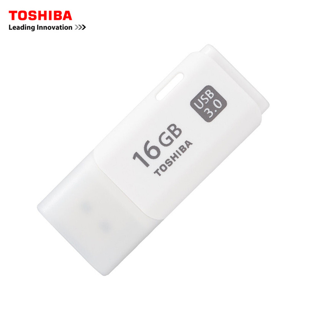 TOSHIBA USB flash drive 16GB Real Capacity THUHYBS USB 3.0 16G USB flash drive quality Memory Stick 16G Pen Drive Free shipping