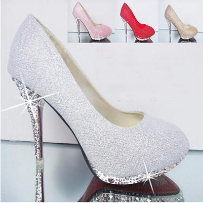 2015 casamento sapatos primavera verão para as mulheres sapatos de salto alto bombas salto alto plataforma festa de casamento sapatos de noiva
