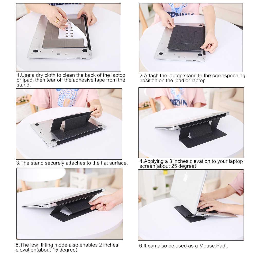 אוניברסלי מתקפל נייד Stand עבור Macbook Air pro כל מעמד מחשב נייד מתכוונן סוגר נייד Tablet תמיכה