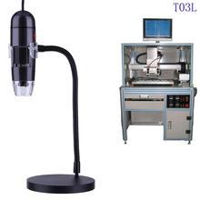 Cheap price 2.0MP 25X-600X HD Digital Far Focus Microscope PAL/NTSC AV TV Camera