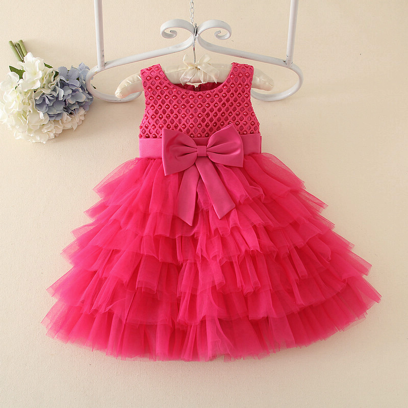 0f621bc36bcb china wholesale kid clothing summer 1 year old baby party girls one ...
