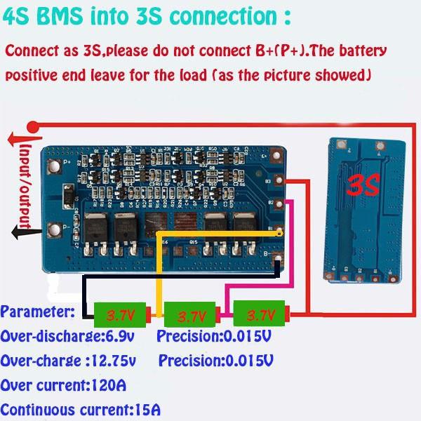 2PCS/ a lot 4S 15A BMS PCM li Ion battery protection board 2016 new on lipo cable diagram, lipo battery diagram, lipo assembly diagram,