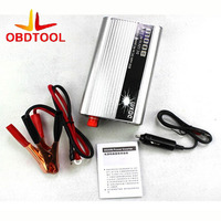 OBD TOOL 500W DC 24V To AC 220V Automotive Power Inverter Charger Converter For Car Auto