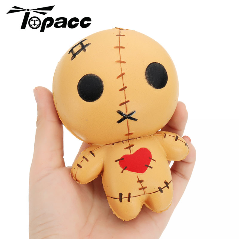 Anti-Stress Squeeze Mummy Doll Slow Rising With Packaging Cute Collection Home Decoration Soft Children Kids Toy Relief Fun 13cm
