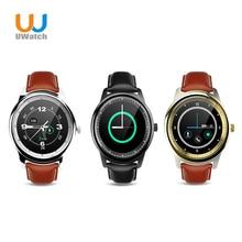 U watchอัพเกรดdm365 s mart w atch bluetoothfitnessติดตามappผู้ชายแฟชั่นอิเล็กทรอนิกส์สมาร์ทนาฬิกาสนับสนุนandroidและios xiaomi