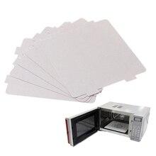 5 Pcs Mica Platten Blätter Mikrowelle Reparatur Teil 108x99mm Küche Für Midea