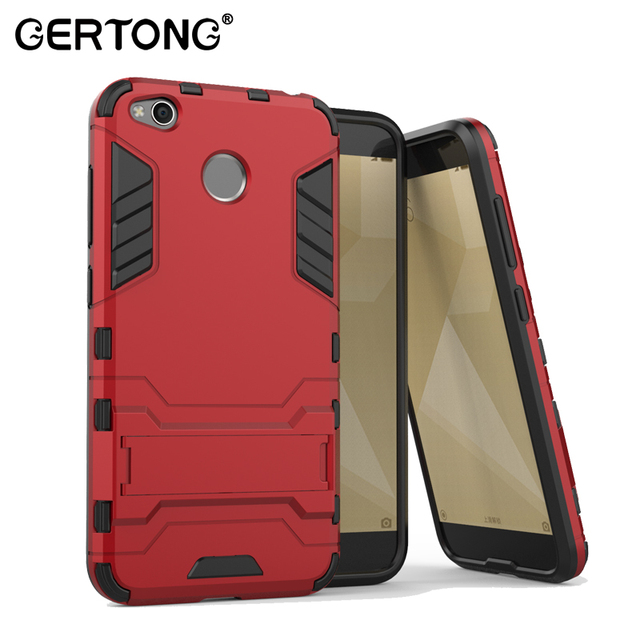 newest 4fe7a 427f6 Full Cover Armor Dual Phone Cases For Xiaomi Redmi 4X 4A 3S 3 Pro ...