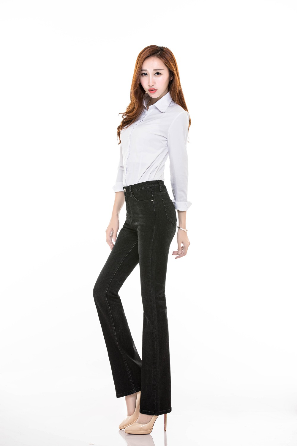 online buy wholesale business casual women jeans from