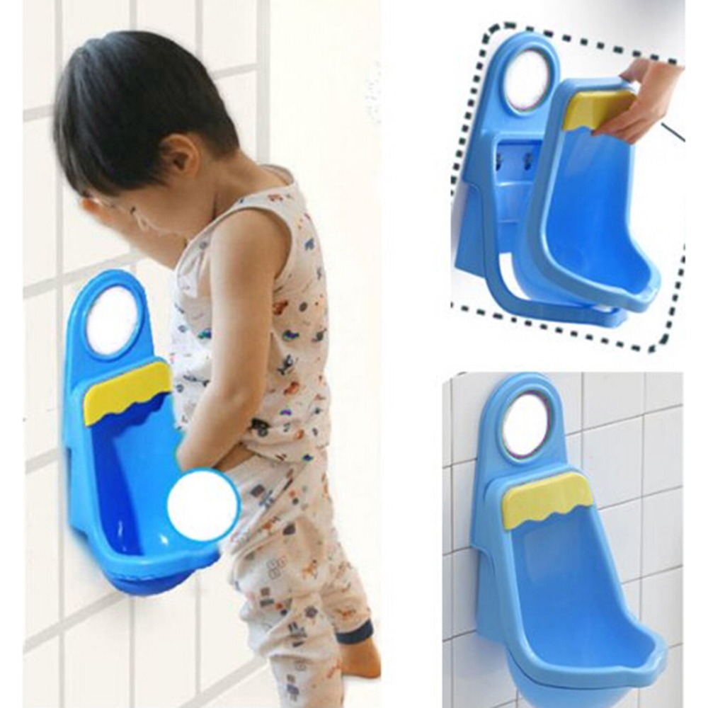 china pissing 1pcs Baby Kid Toddler children boy's Potty Urinal standing Toilet Vertical  Wall-Mounted Pee Urine Boy Bathroom Trainer Piss tube