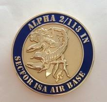 Professional custom design metal old coin sale 3D challenge