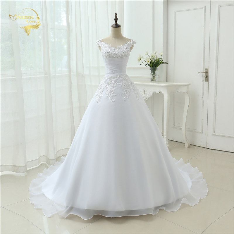 Vestido De Noiva Beach Wedding Dress Casamento A line Cap Sleeves Robe De Mariage Vintage Boho Lace Wedding Dresses 2019 OW 7800