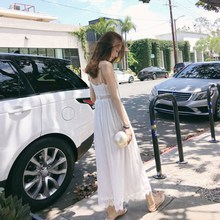 2019 Summer Women White Sexy V Neck Lace Jumpsuits Loose Casual Backless High Waist Hollow Out Elegant Playsuit