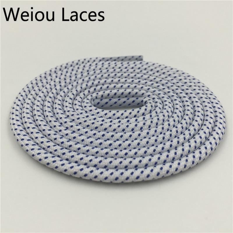 Weiou 0.45 cm Diameter Martin Laarzen Veters Accessoires Polyester - Schoenaccessoires