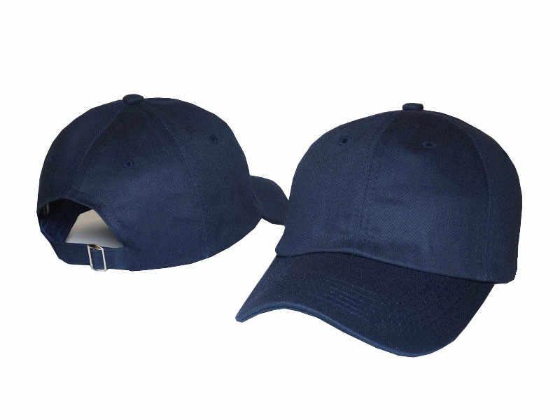 29a2de8d202 ... Black White Pink Plain Dad Hat Strapback Cotton Summer Blank Baseball  Cap Hip Hop Snapback Fishing