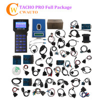 Mileage Programmer Tacho Pro Full Package Car Universal Odometer Correction Tool V2008.7 Multi Languages Fast Shipping