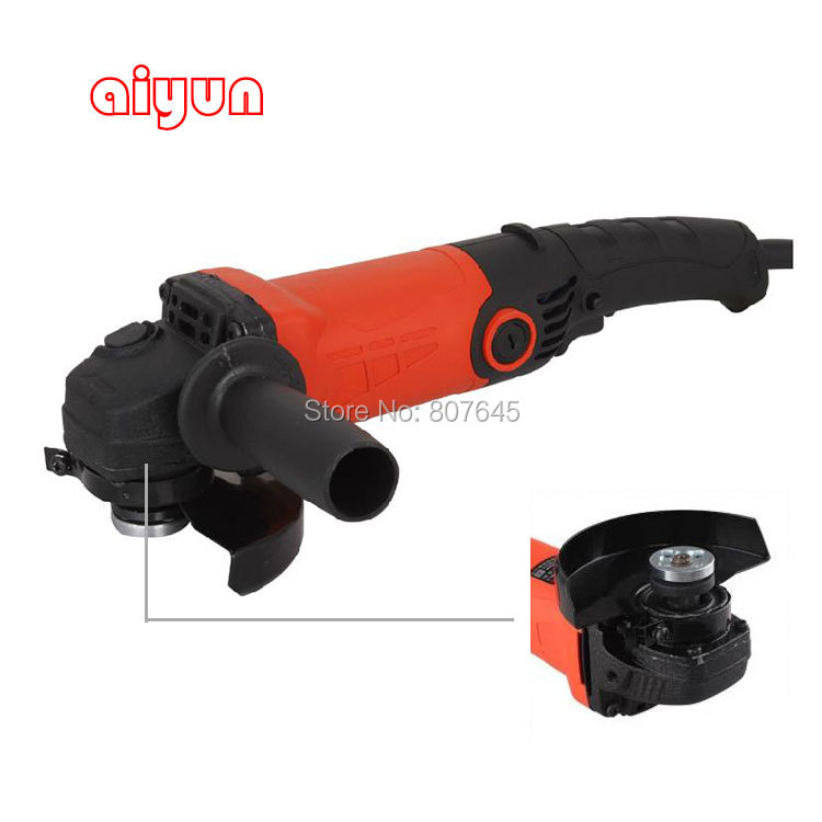 100mm angle grinder/electric grinder/power tools 15 inches power tool box 100mm angle grinder grinder toolbox plastic box