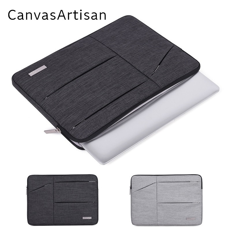2018 New Brand Bag For Laptop 13,14,15,15.6,Sleeve Case For Macbook Notebook Air Pro 13.3,15.4,Free Drop Shipping L2-08