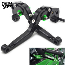 цена на FOR Z900RS  Motorcycle Adjustable Folding Brake Clutch Levers Brake Handle For KAWASAKI Z900RS Z 900 RS Z900 RS Z 900RS 2018