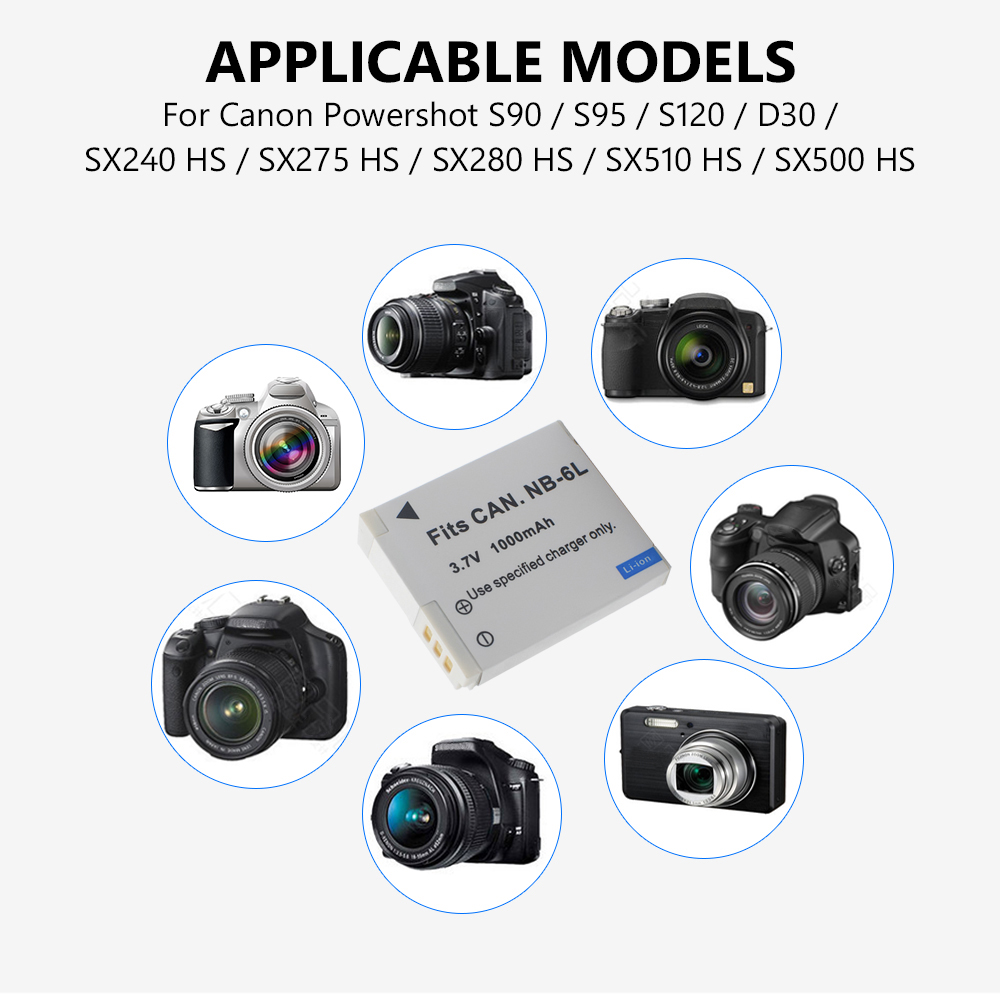 Fotografa y videocmaras CELLONIC 2X Batera Premium Compatible ...