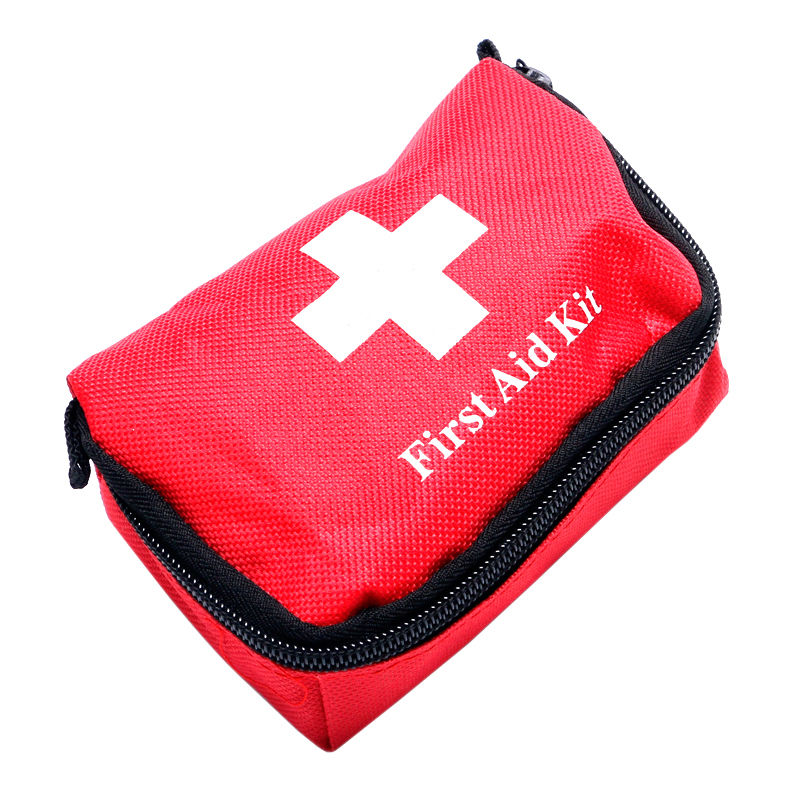 Medical Emergency Survival First Aid Kits Sport Travel Kits Family Medicine Bag Outdoor Saftey Mini First Aid Tools 11pcs/set