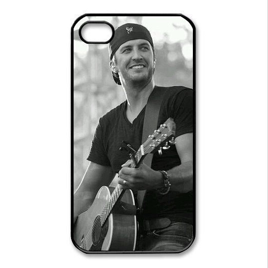 US $1 99  Popular Hot Singer Luke Bryan Plastic Cell Phones Cover Case for  Apple for iPhone 5 and 5s Cases for i phone 5 and 5S on Aliexpress com  