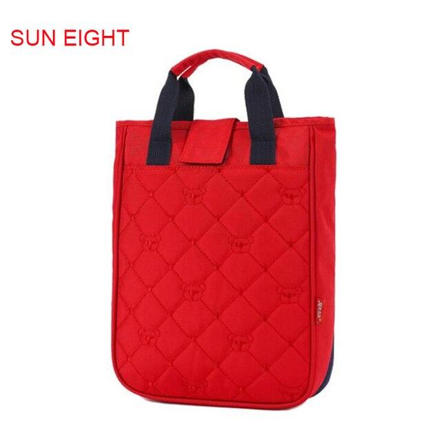 New Fashion Boy Cram Bags Pupils Single Shoulder School Bag Nylon Book Make Up