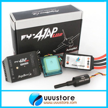fpv FY feiyu latest item 41AP-lite rc autopilot fpv system flight controller with osd module for fpv fixed wring airplane