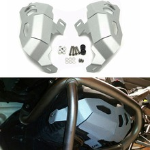 Motorcycle Accessories Cylinder Head Guards Protector Cover for BMW R1200GS R 1200 GS Adventure 2013 2014-2017