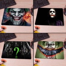 Heath Ledger The Joker Computer Mouse Pad Mousepads Decorate Your Desk Non-Skid Rubber Pad