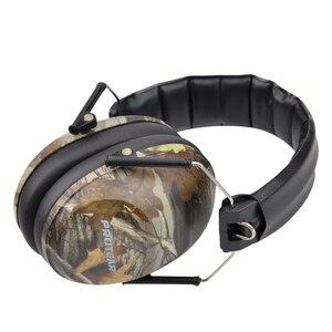 Image 3 - Nrr 27db tampões de ouvido redução ruído proteção de ouvido muffs de ouvido tiro arma de proteção auditiva gama ruído alto