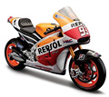MAISTO 1:10 Honda Repsol RC213V Marc Marquez NO 93 MOTORCYCLE BIKE DIECAST MODEL TOY NEW IN BOX