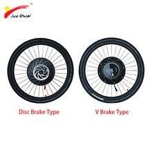 High Quality 36V Front iMortor wheel Electric Bike Conversion Kit with 20″ 24″ 26″ 700C Motor Wheel e Bike Conversion Kit
