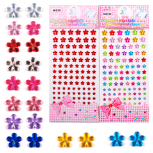3aba8740f4 Buy scrapbook rhinestone flower stickers and get free shipping on ...
