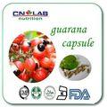 Top grade 10% de cafeína guarana patch de emagrecimento cápsulas de 500 mg * 100 Cápsulas