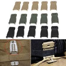 15 шт/лот 3 цвета ремешок для рюкзака Сумка тесьма соединяющая