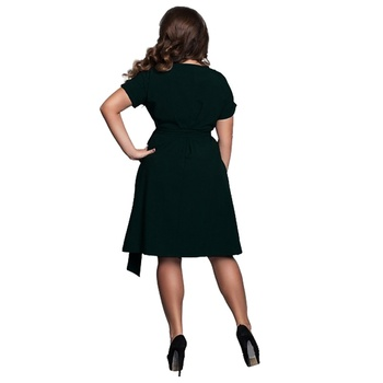 6xl Sexy Party Plus Size Maxi Straight Solid Dresses with belt Elegant Ladies Women Dress Loose Large Sizes Slim Office Vestidos 5