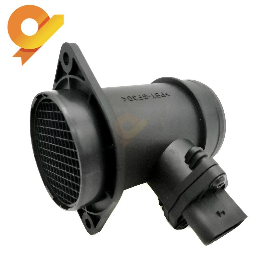 все цены на Mass Air Flow Meter MAF Sensor For Audi A4 A6 VW Passat B5 1.9 TDI Transporter 2.5 TDI 0281002216 0281002768 028906461X онлайн