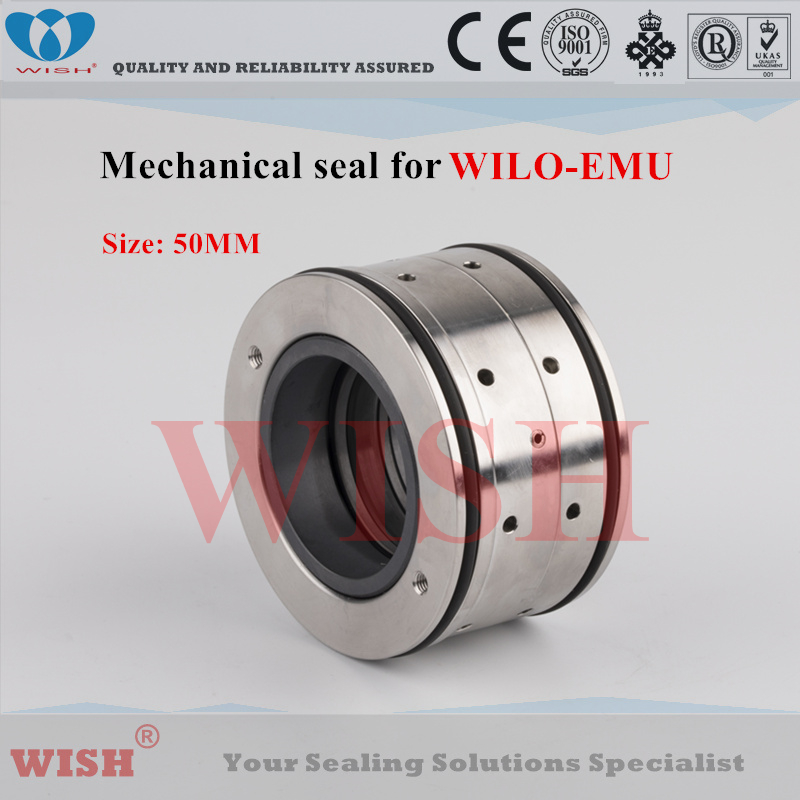 Joint mécanique de 50 MM pour les pompes submersibles de swage de WILO-EMU 6037443