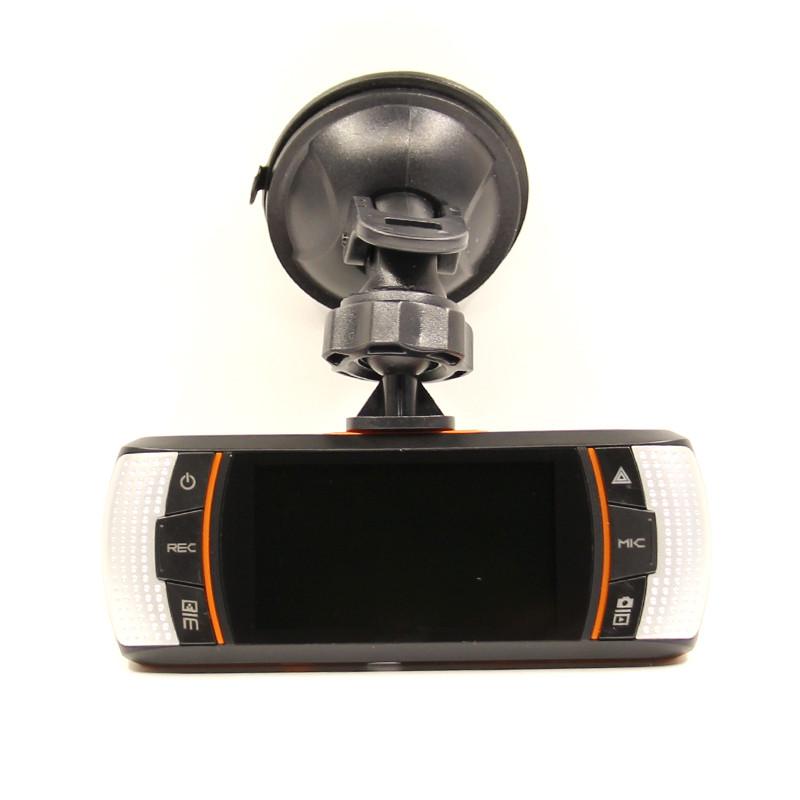 Car-DVR-Video-Recorder-Camera-Detector-Black-Box-Dash-Ca LCD